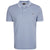 Blue Embroidered Polo Shirt