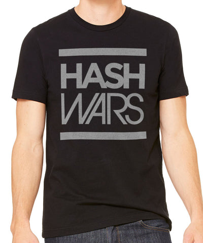 Hash Wars Men's T-Shirt
