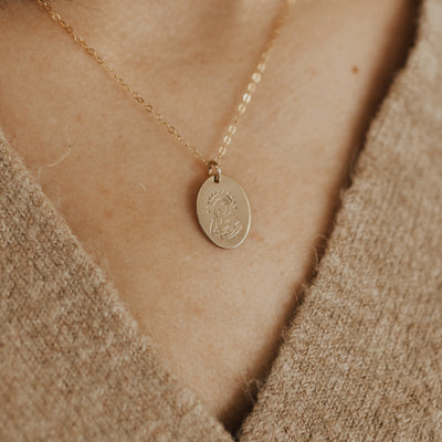 Empty Arms Necklace