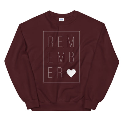 Remember Sweater