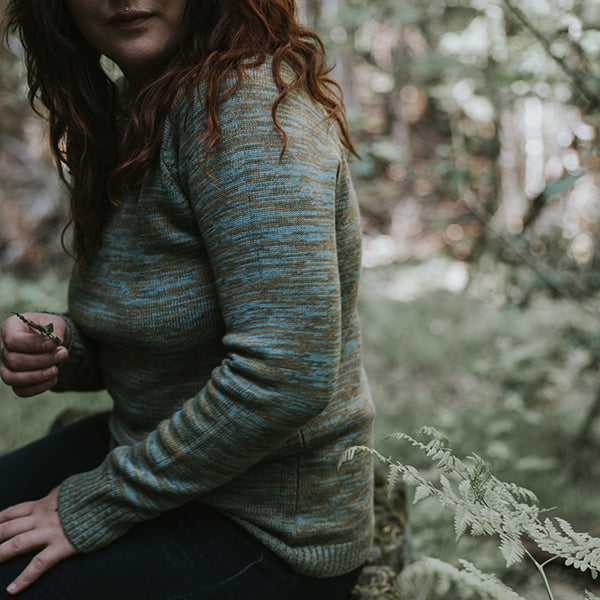 The Verbena Fable Sweater
