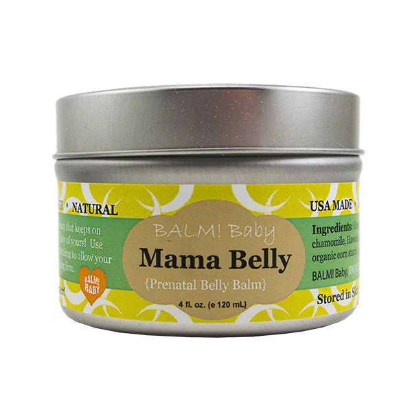 BALM! BABY MAMA BELLY! PREGNANT BELLY BUTTER