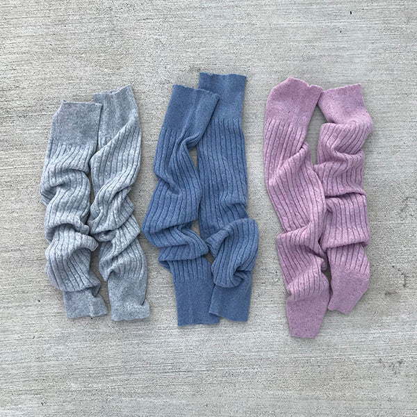 Sloomb Cashmere Leg Warmers