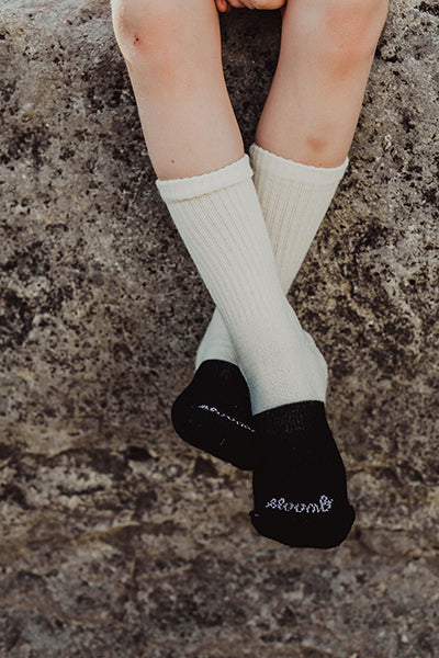 Sloomb Socks - Ultra Soft Merino Crews (child)
