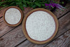 Earth + Element - Rustic White Set