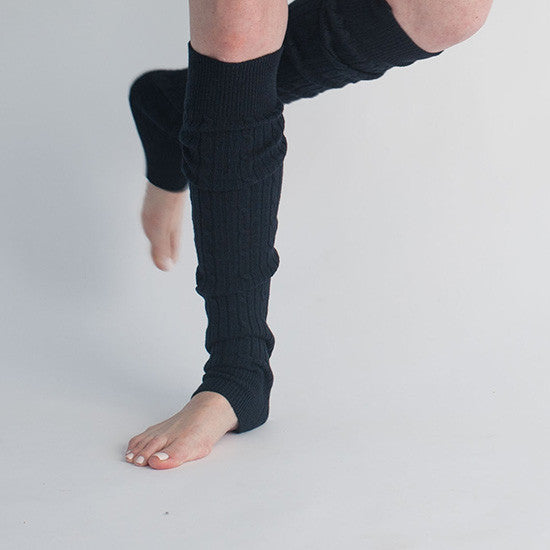 Sloomb Cashmere Leg Warmers Pre-Order