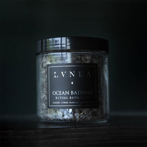 LVNEA - Ocean Bathing - Ritual Bath Salts
