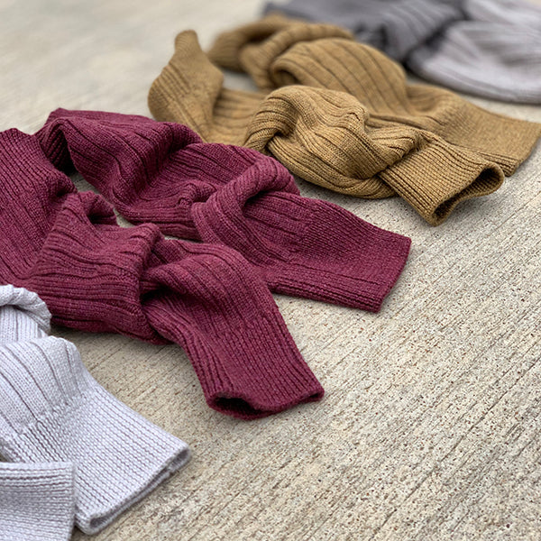 Sloomb Mini Merino Leg Warmers