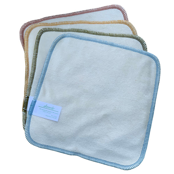 Bamboo Terry|Velour Wipes