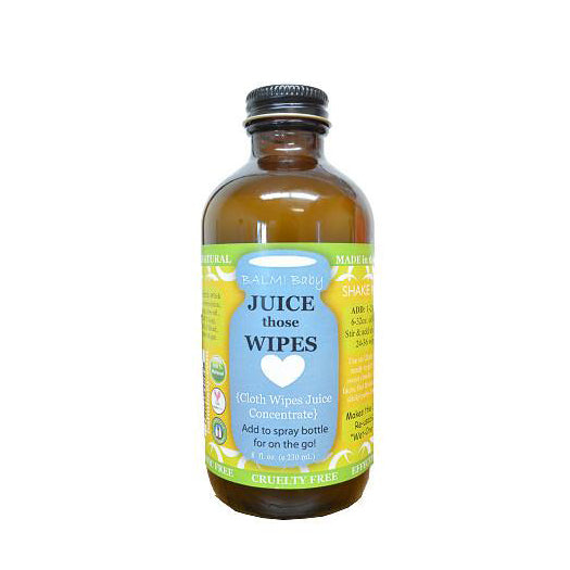 BALM! BABY JUICE THOSE WIPES! CLOTH WIPE CONCENTRATE