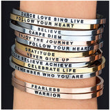 MantraBands - Rose Gold
