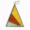 Debbie Bean - Rays Triangle Suncatcher - Field