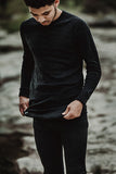 RAVEN MEN'S MERINO TOP