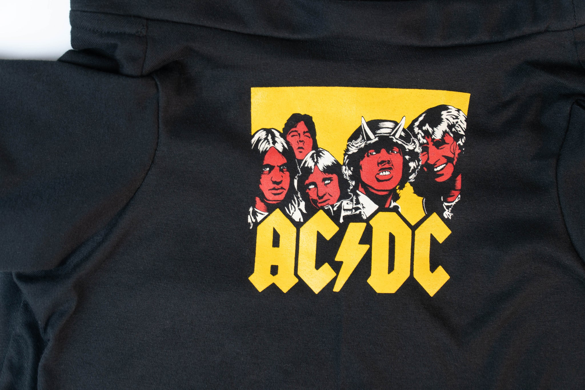 WONTON AC/DC T-Shirt (LIMITED EDITION) - WontonCollection
