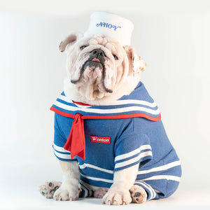 WONTON TRICK or TREAT, SCOOPS AHOY Pajama - WontonCollection
