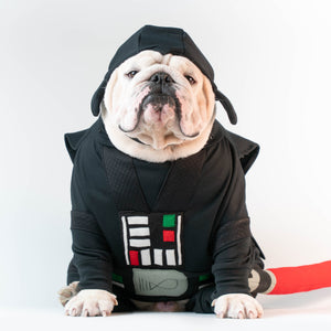 WONTON THE FORCE COLLECTION Vader Suit - WontonCollection