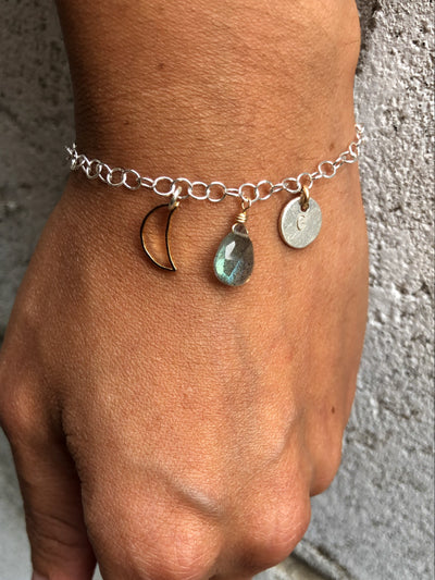 Chunky Charm Bracelet | October 31st | Jewel From Home