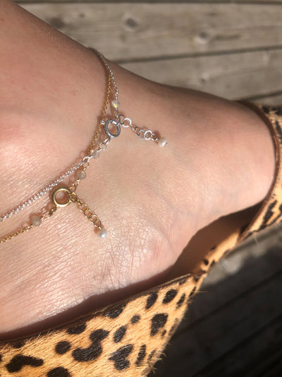 Pearl Anklet | May 16 | Jewel From Home