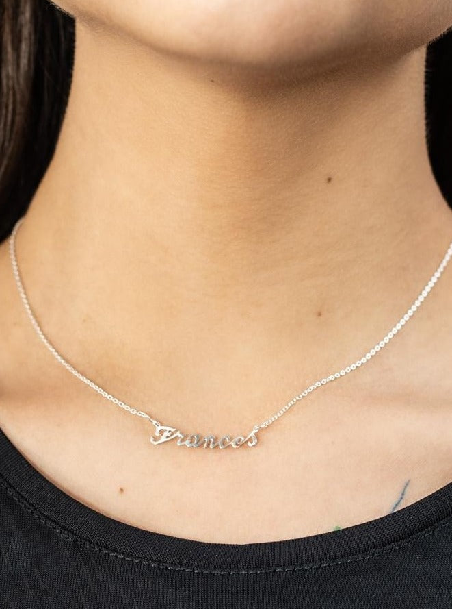 The Custom Name Necklace