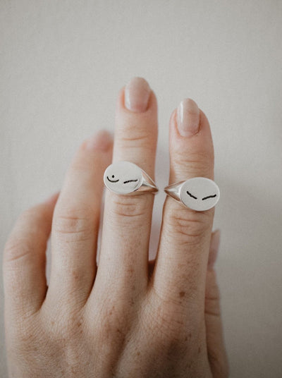 For the Love of BOOBS - The Double Mastectomy Ring