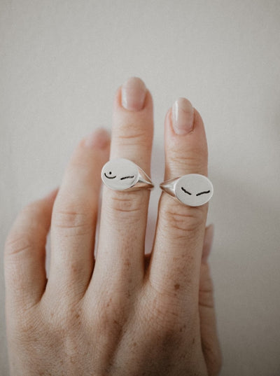 For the Love of BOOBS - The Single Mastectomy Ring