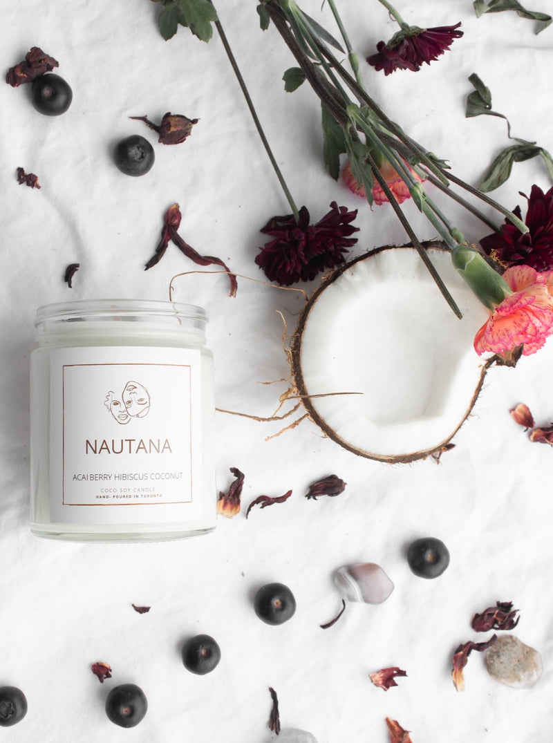 Nautana Candles - Bliss