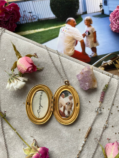 Highest Octave Locket of Love