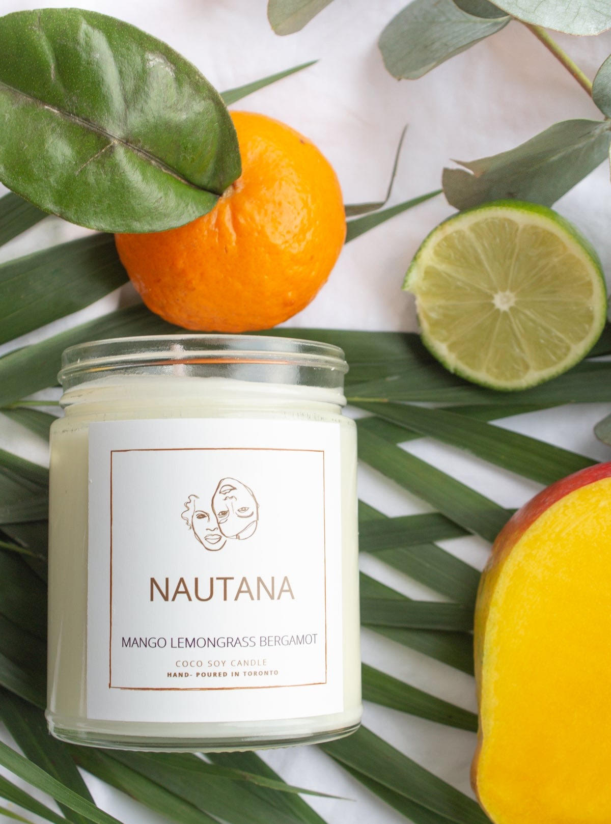 Nautana Candles - Passion