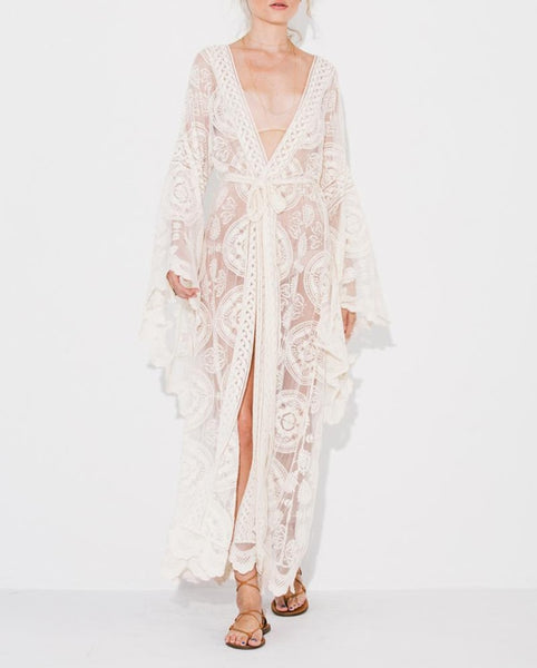 Gypsy Lace Cover up