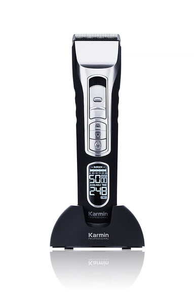 Karmin T70 Titanium Ceramic Cordless Hair Clippers