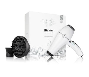 Karmin Salon Series Ultralight Professional Ionic Hair Dryer