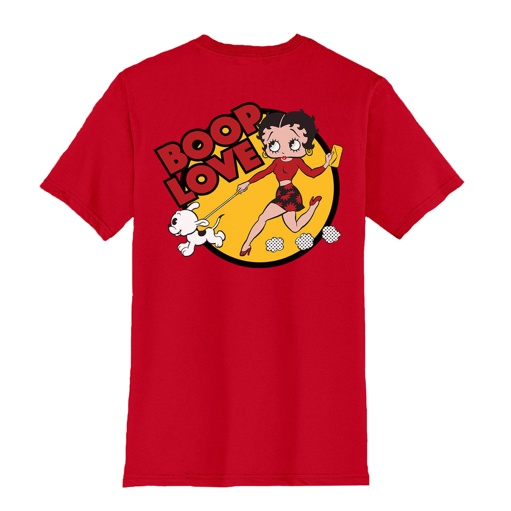 Big & Tall Betty Boop Modern Classic Unisex T-Shirt