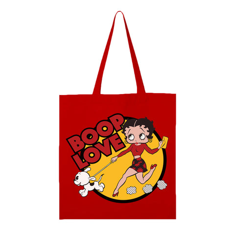 Betty Boop #Sassy Women's Slouchy T-Shirt