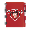 Betty Boop Vintage Classic Betty Notebook & Pen