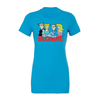 Blondie Classic Vintage Light-Blue Unisex T-Shirt