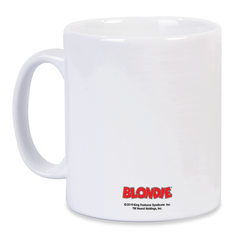 Blondie Kiss Mug
