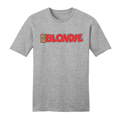 Blondie Logo Pattern Mug