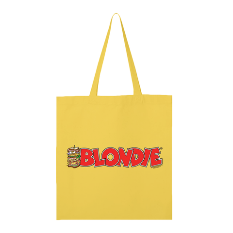 Blondie Dagwood Pop Art Tote