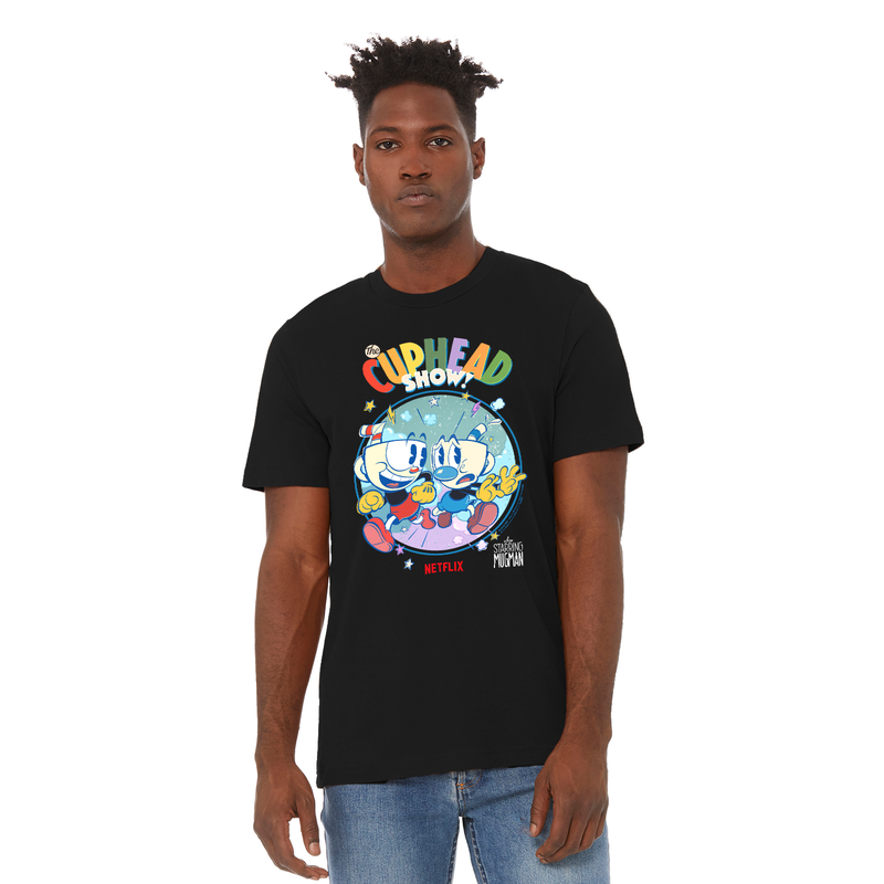 Cuphead Netflix Limited Edition T-Shirt