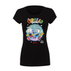 Popeye 'Full Cast' T Shirt Black