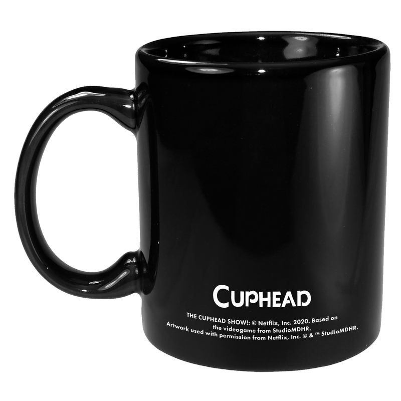 Official Cuphead Netflix Limited Edition Mug