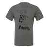 Popeye Logo Women's T-Shirt - Blue