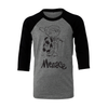 Popeye 'Flex' Baseball T Shirt