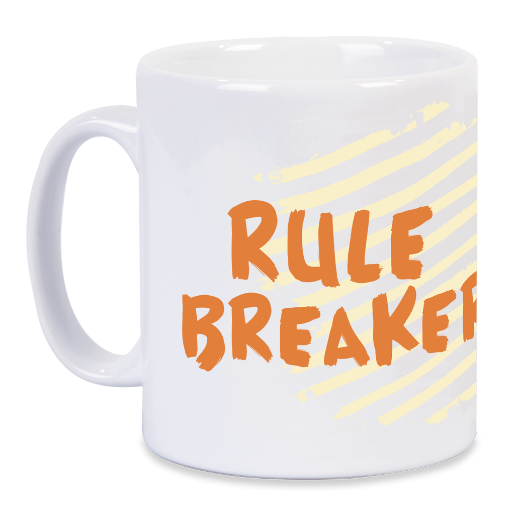 Dennis the Menace 'Rule Breaker' Mug