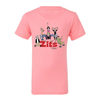 Zits Jump Toddler T-Shirt Pink