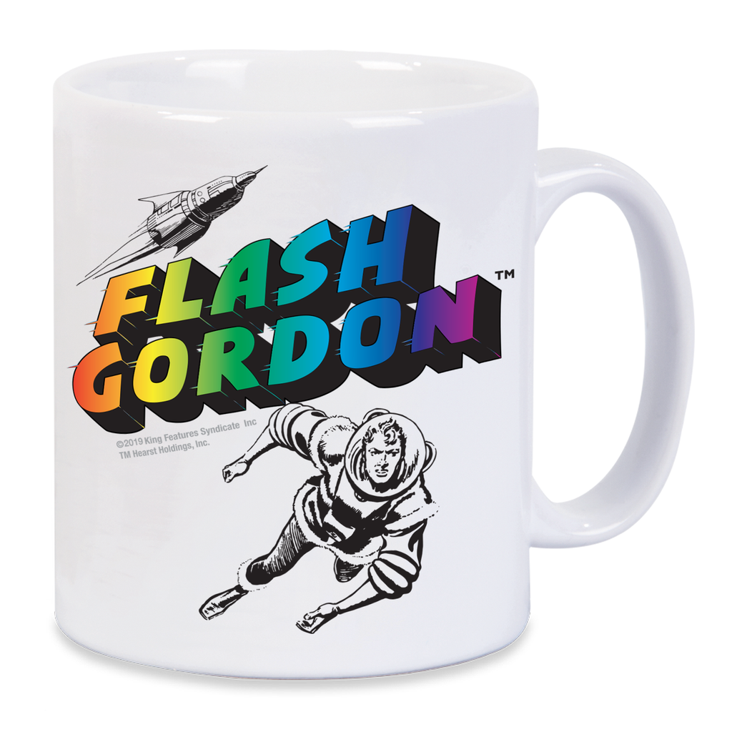 Flash Gordon Space Mug