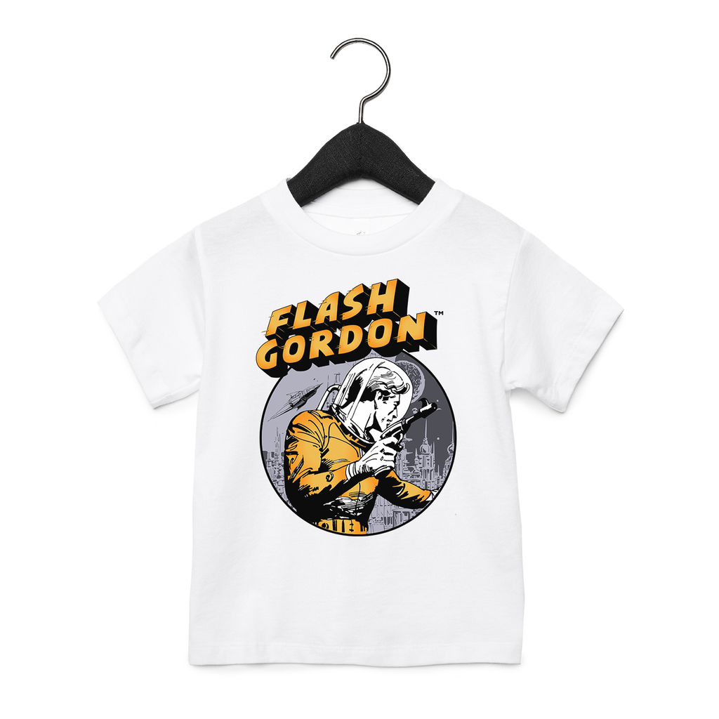 Flash Gordon Laser Toddler's Tee