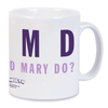 Mary Worth WWMD Mug