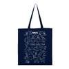 The Phantom Logo Tote Bag Forest Green