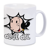Popeye Couple Goals Portrait Mug